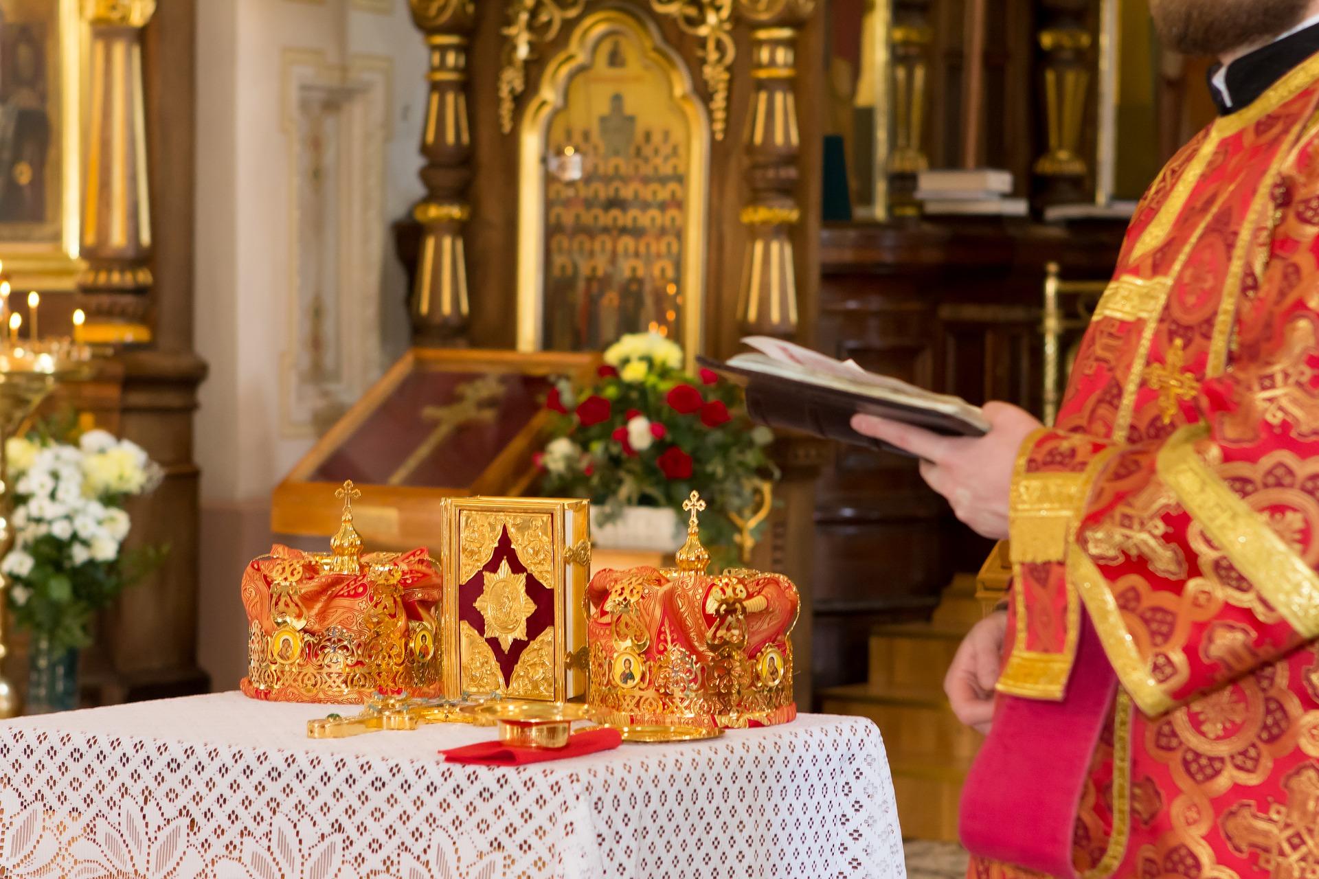 Если вы хотите заключить «церковный» брак на территории Италии