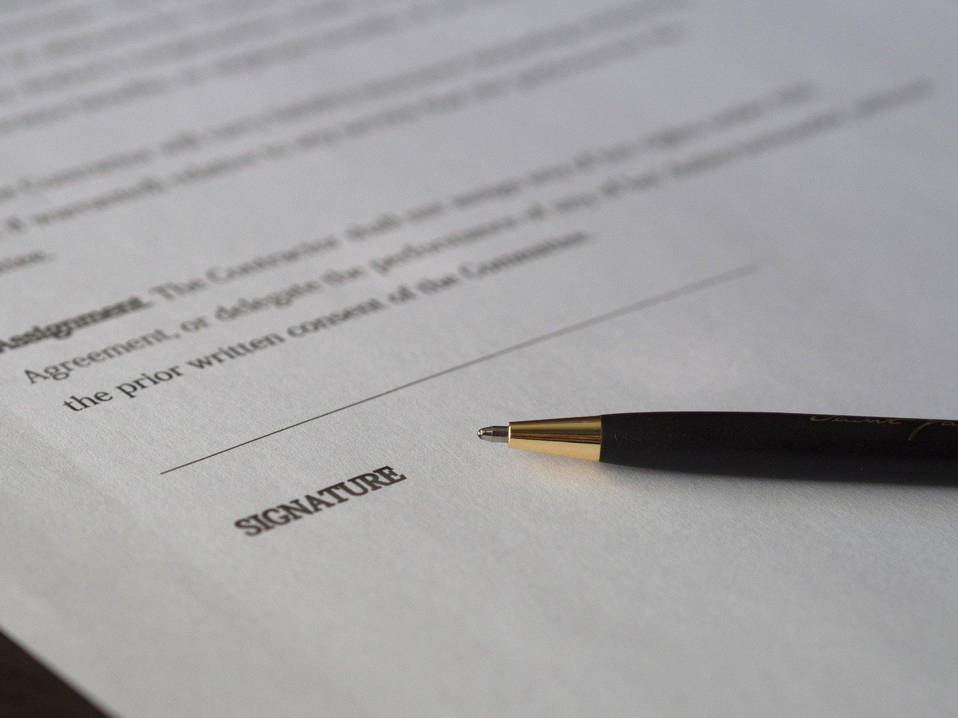 Legalizzazione di un documento georgiano per l'Italia