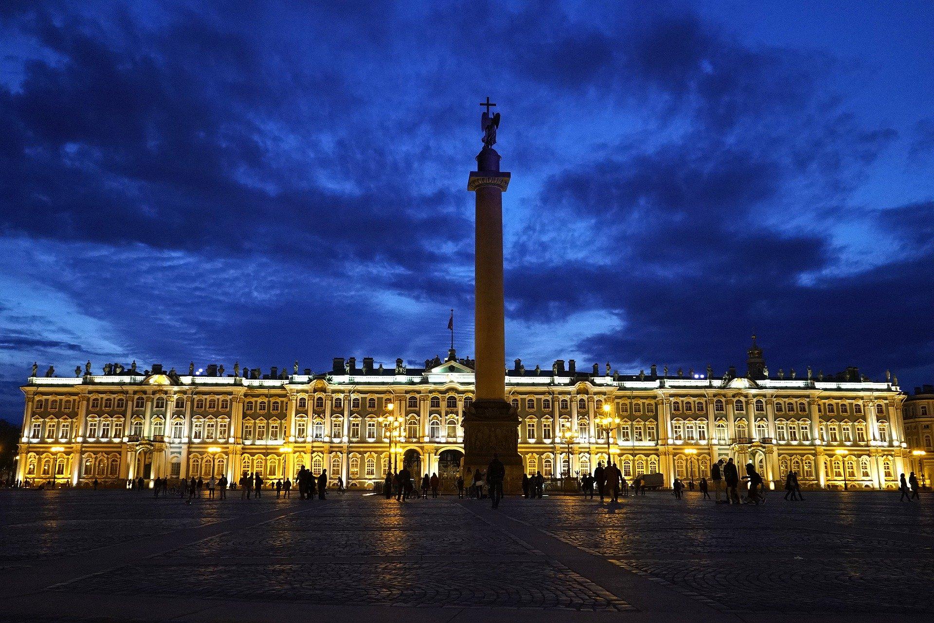 Быстрая электронная виза в Санкт-Петербург…  теперь это реальность!