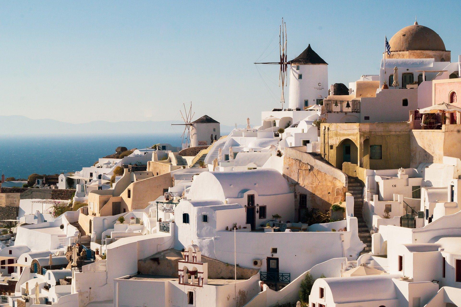 Emigrare in Grecia