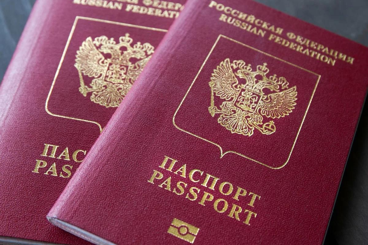 Traduzione del passaporto