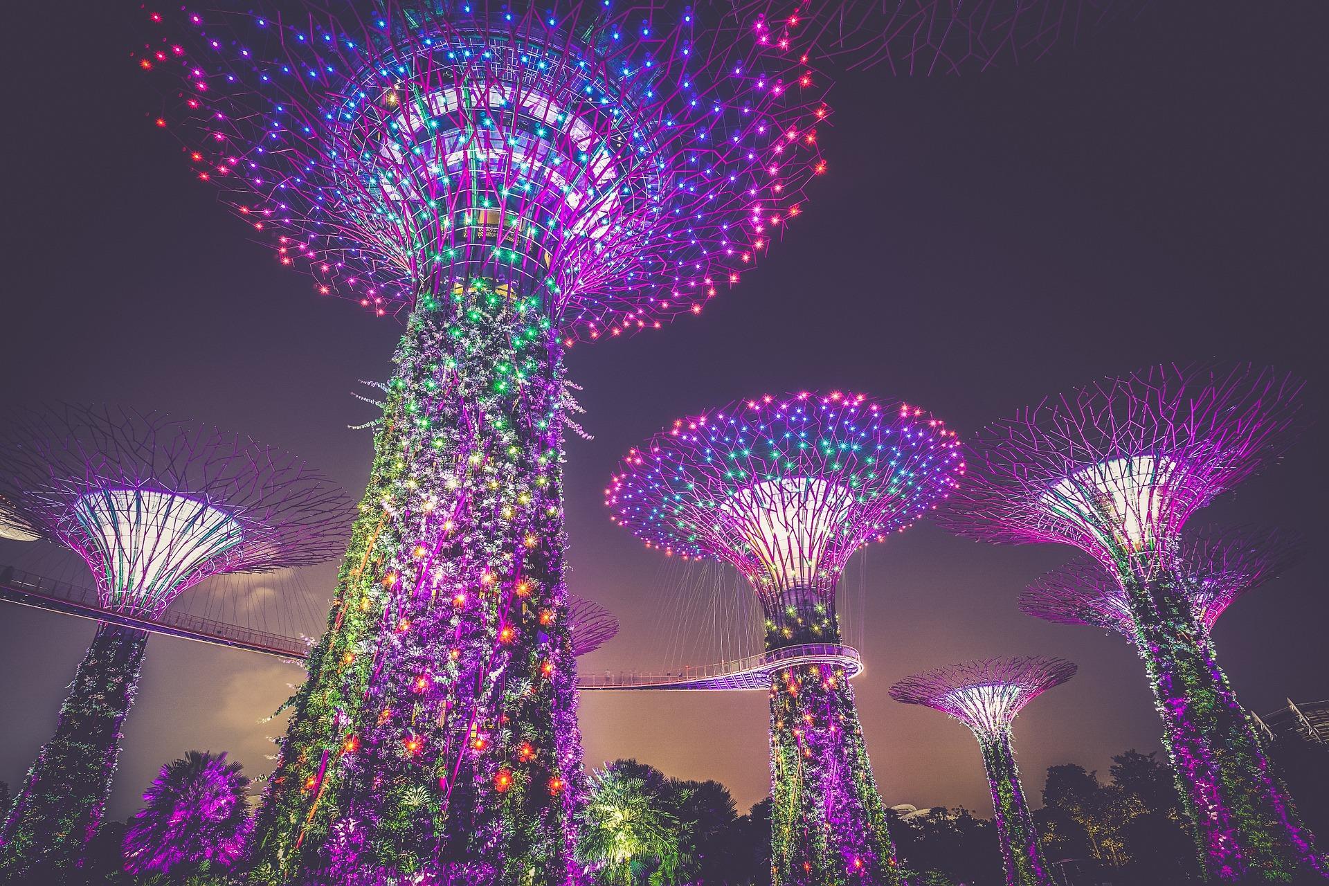 Консульская легализация для Сингапура
