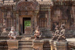 Консульская легализация документов для Королевства Камбоджи