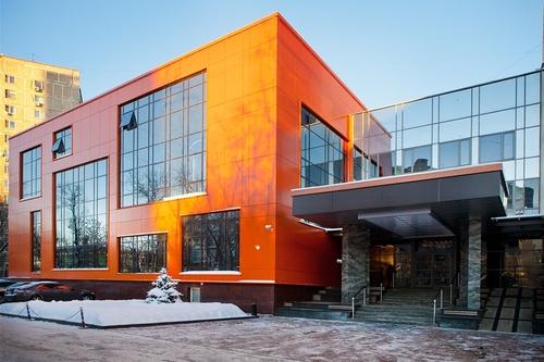 Бизнес-центр по адресу: улица Скаковая, дом 17, офис 2-106 (1 этаж).
